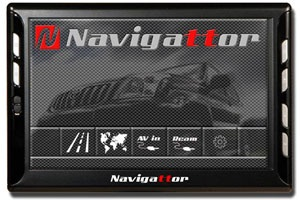 Caméra de recul pour navigateur GPS 4X4 NAVIGATTOR CAMEL