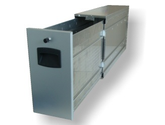 x COFFRE A TIROIR CAR'BOX 225 x 450 x  900 / 1 tiroir