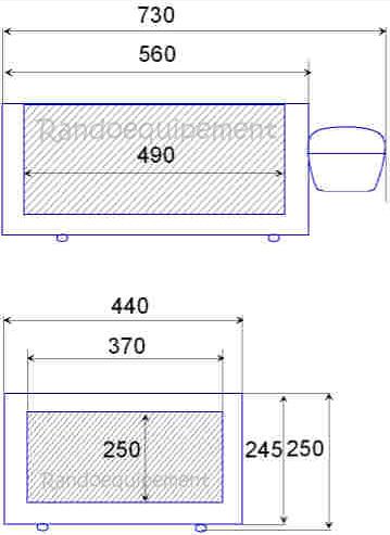 REFRIGERATEUR TIROIR REFRIGERANT WAECO Réfigérateur tiroir 4x4 camping car