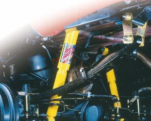 RESSORTS A LAMES 4x4 Emu Dakar Suspensions OME