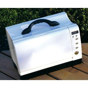 micro ondes four 7 litres 12 v camping car et bateau. Black Bedroom Furniture Sets. Home Design Ideas