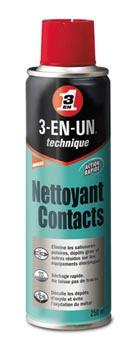Nettoyant contacts 3 en 1 wd 40 nettoyant contact 3 en 1 wd 40 - Nettoyant contact electronique ...