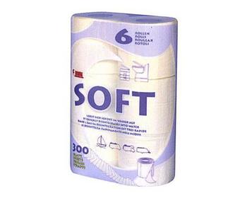 papier hygi nique wc chimique 6 rouleaux fiamma soft. Black Bedroom Furniture Sets. Home Design Ideas