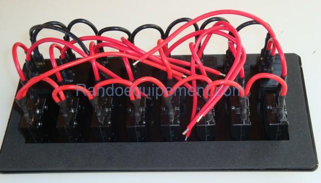 tableau electrique etanche 7 interrupteurs. Black Bedroom Furniture Sets. Home Design Ideas