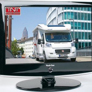 tv hd led lcd ecrans t l viseurs led haute definition slim lcd camping car. Black Bedroom Furniture Sets. Home Design Ideas