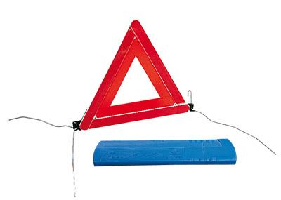 triangle de signalisation pliable triangle de s curit. Black Bedroom Furniture Sets. Home Design Ideas