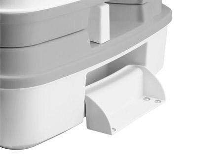 wc chimique portable porta potti 335 qube camping car thetford. Black Bedroom Furniture Sets. Home Design Ideas