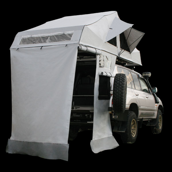 cabine de douche nomade