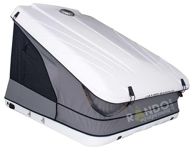 tente de toit james baroud disco space evolution. Black Bedroom Furniture Sets. Home Design Ideas