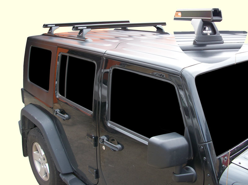 barres de toit jeep wrangler jk 4p. Black Bedroom Furniture Sets. Home Design Ideas