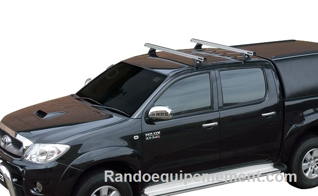 barres de toit toyota hilux vigo double cab. Black Bedroom Furniture Sets. Home Design Ideas