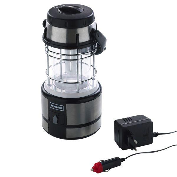 Lanterne de camping rechargeable avec boussole lanterne - Lampe camping rechargeable ...