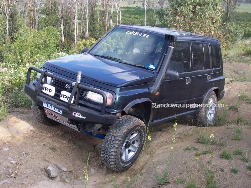 Suzuki Grand Vitara X