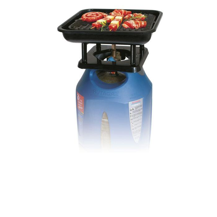 x nomadeo butane de butagaz grill d 39 ext rieur grillades barbecue portable. Black Bedroom Furniture Sets. Home Design Ideas
