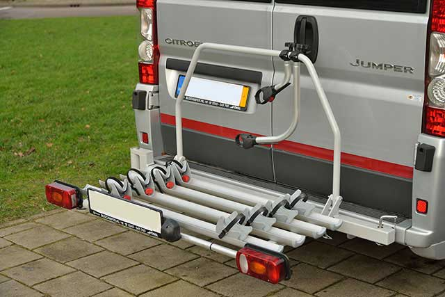 Porte velos attelage porte velos 2 velos 80 kg for Porte 4 velo camping car